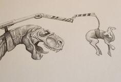 MonkeyWorks Illustration #rex #dave #incentive #t #mott #goat