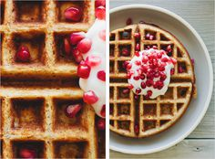 MULTIGRAIN WAFFLES SPROUTED KITCHEN A Tastier Take on Whole Foods