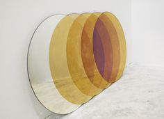 david derksen and lex pott: oxidized transience mirrors #mirror