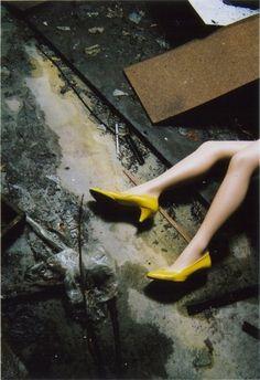 julien_capelle_The_Legs_versailles_jaune_PR.jpg (image) #capelle #legsjulien #the
