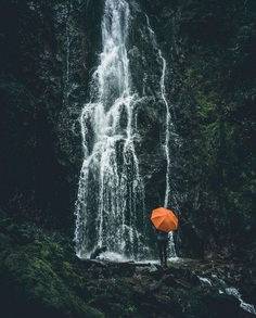 Stunning Moody Adventure Photography by Fabian Huebner