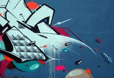 LITHROCK #graffiti #abstraction #art #letterforms