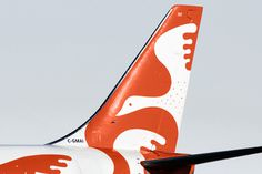 New Logo, Identity, and Livery for Air Inuit by FEED #inuit #air #feed #livery #identity #logo #new