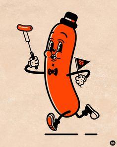COOL SHIT'S BULLSHIT #hotdog