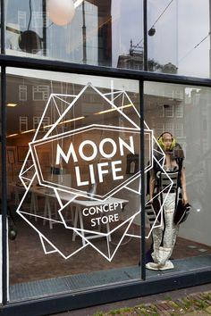 11_moonlife_conceptstore_01 #signage #logo #branding