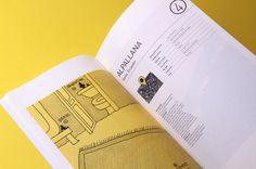 CRL #print #yellow #catalogue #handmade #paper #brochure