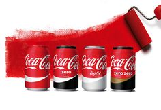 Coca-Cola #coca-cola #identity #packaging