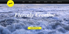 Minimal website with full screen background template Free Psd. See more inspiration related to Background, Template, Website, Psd, Templates, Website template, Screen, Minimal, Horizontal, Website background and Full on Freepik.