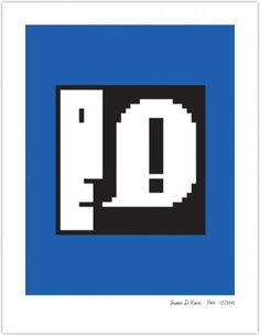 ALERT | Susan Kare Prints #apple #icons #poster