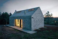 Compact Karst House by dekleva gregorič architects #design #architecture