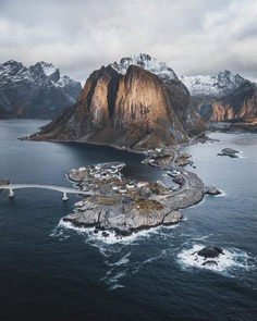Spectacular Travel and Landscape Photography by Bettina Halas