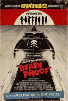 936full-death-proof-poster.jpg 936×1386 pixels #movie #proof #death #grindhouse #tarantino #poster #skull #car