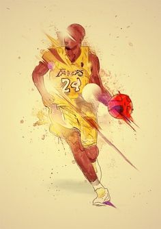 Jungle Myth #illustration #basketball