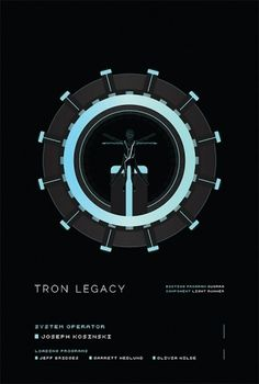» Might&Wonder #runne #and #tron #quorra #might #legacy #wonder #poster #film #light