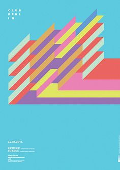 ARGENTINA: POSTER DESIGN: HORACIO LORENTE Find Horacio and MP on Twitter here and here. #lorente #horacio #colour #poster