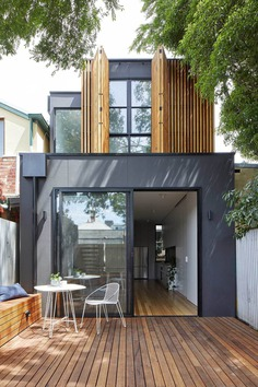 Brunswick East House / Field Office Architecture
