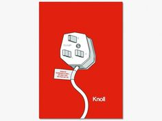 NB: Knoll Communications #posters #knoll #nbstudio