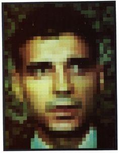 Artist and Computer - ED MANNING #manning #computational #ed #blockpix