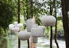 Coral Collection – Pendant Lamps by Arturo Alvarez