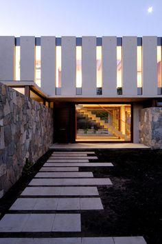 Fleischmann – Ossa house / Mas and Fernandez Architect