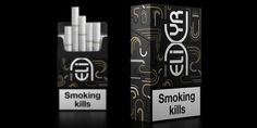 Elixyr Limited Iconic Edition Cigarettes