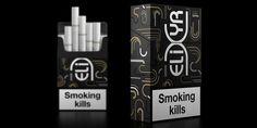 Elixyr Limited Iconic Edition Cigarettes #design