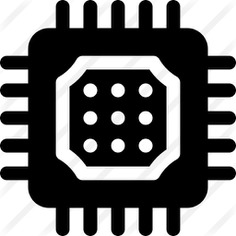 See more icon inspiration related to technological, microchip, electronics, computing, networking and technology on Flaticon.