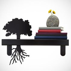 Tree Shelf by Eric Gross #tech #flow #gadget #gift #ideas #cool