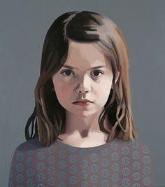 Flowers Galleries: Artists - Claerwen James #painting