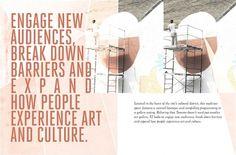 52 McCaul on the Behance Network #layout #design #pastels