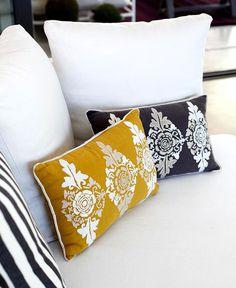 Summer House by Selina Kazazoglu summer house 12 #interior #design #textiles #textile #patterns #fabrics