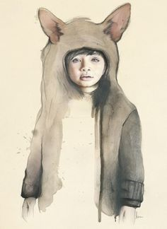 Whimsical Childhood Daydreams - My Modern Metropolis #wild #where #child #imagination #the #illustration #are #things #animal #hoody