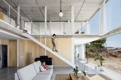 Low Budget House Collected in a Single Structural Gesture 6
