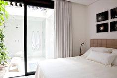 SuperLimao Studio Designed Urban House With Artistic Facade - #decor, #interior, #homedecor, #house, #home, #bedroom