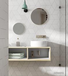 Rhombus Equipe baño niños
