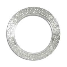 Aluminium Round Mirror Frame, 68cm