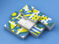 EIGA Design - Monday Consulting #card #print #business