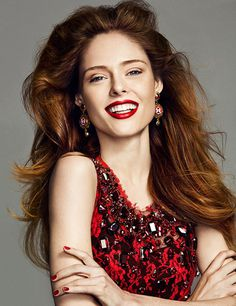 Coco Rocha by Richard Ramos for Madame Figaro #model #girl #photography #portrait #fashion