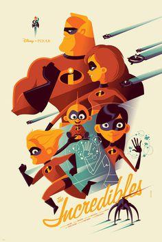 Superb Illustration Art of Tom Whalen