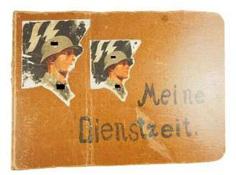 Photo album of the 3. SS-Flak-Abteilung B