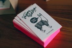 Business Card Ideas and Inspiration | Oh So Beautiful Paper #edge #cards #business #painting