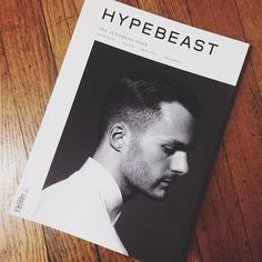 williamyan: HYPEBEAST Magazine - The Synthesis... - Dark side of typography #editorial