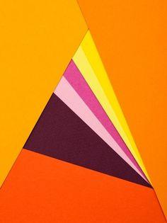 Carl Kleiner #inspiration #carl #kleiner #colors #paper