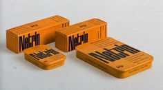 Packaging by Geigy
