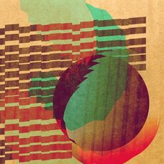 FFFFOUND!   Brock Lefferts' psychedelic graphics project #graphic #psychedelic