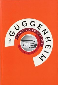 The Book Cover Archive: The Guggenheim, design by Pentagram #editorial #design #guggenheim #book