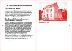 German Consulate Booklet on Behance #booklet #layout #typography
