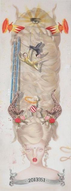 lakormis/merve morkoç | painting