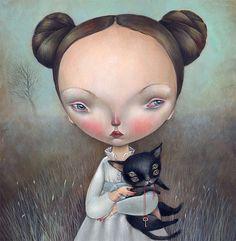 Paintings by Dilka Bear