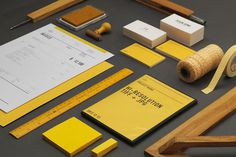 ACRE on the Behance Network #thingsorganizedneatly #branding